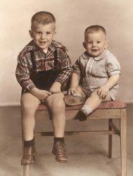 Li'l Bros: 1949