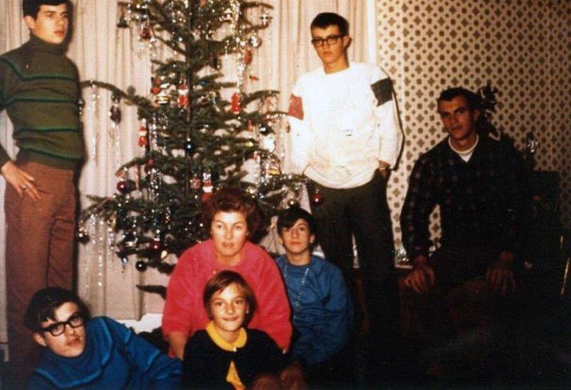 Dostie Christmas 1967