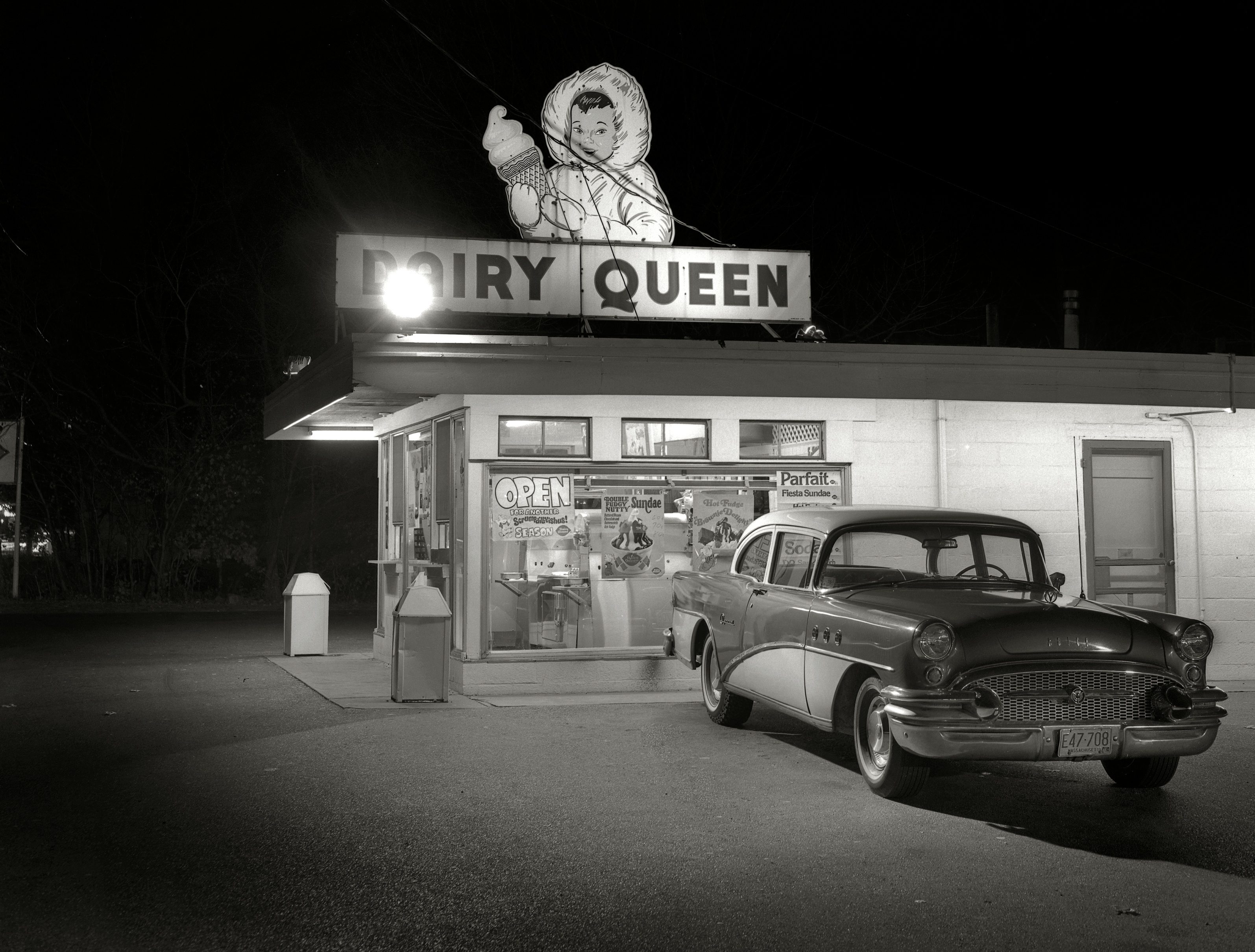 shorpy historic picture archive dairy queen 1977 high