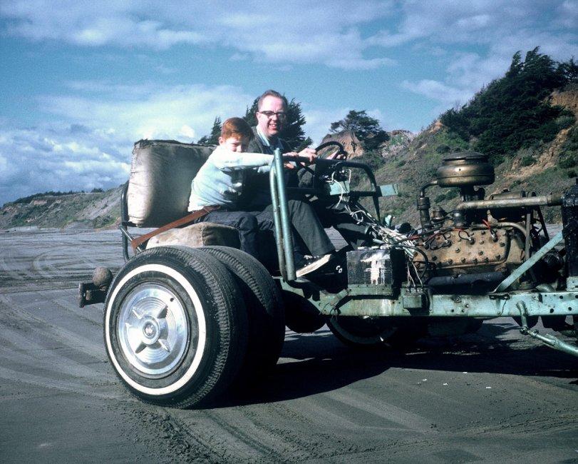 Dune Buggy: c. 1965