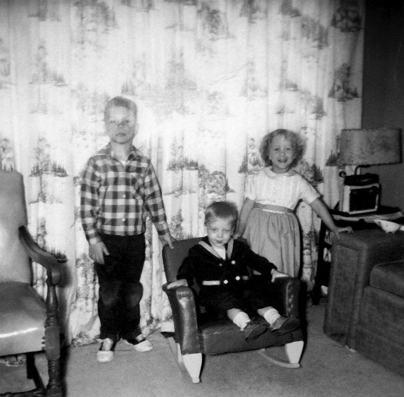 Easter Trio: c. 1962