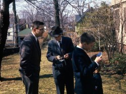 Easter in Bristol: 1964