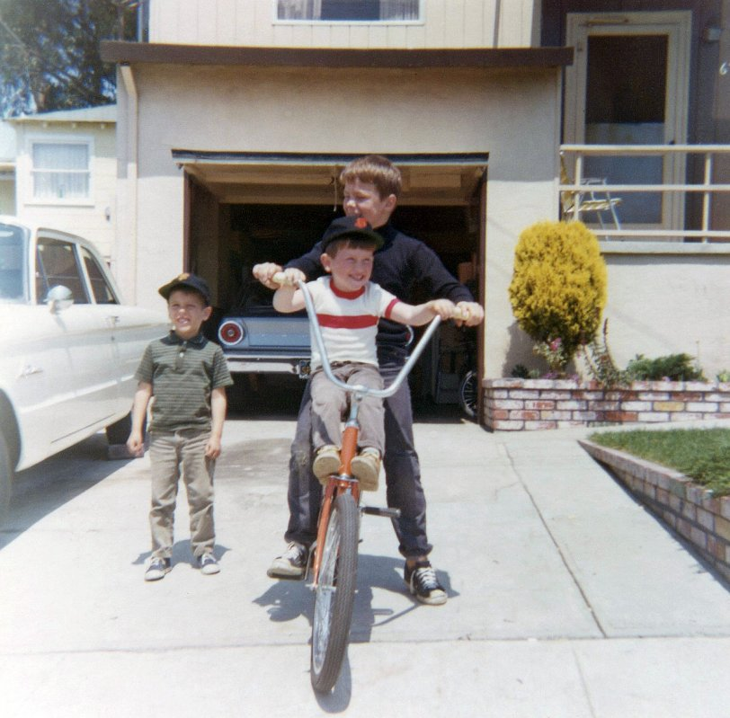 Easy Rider: 1966
