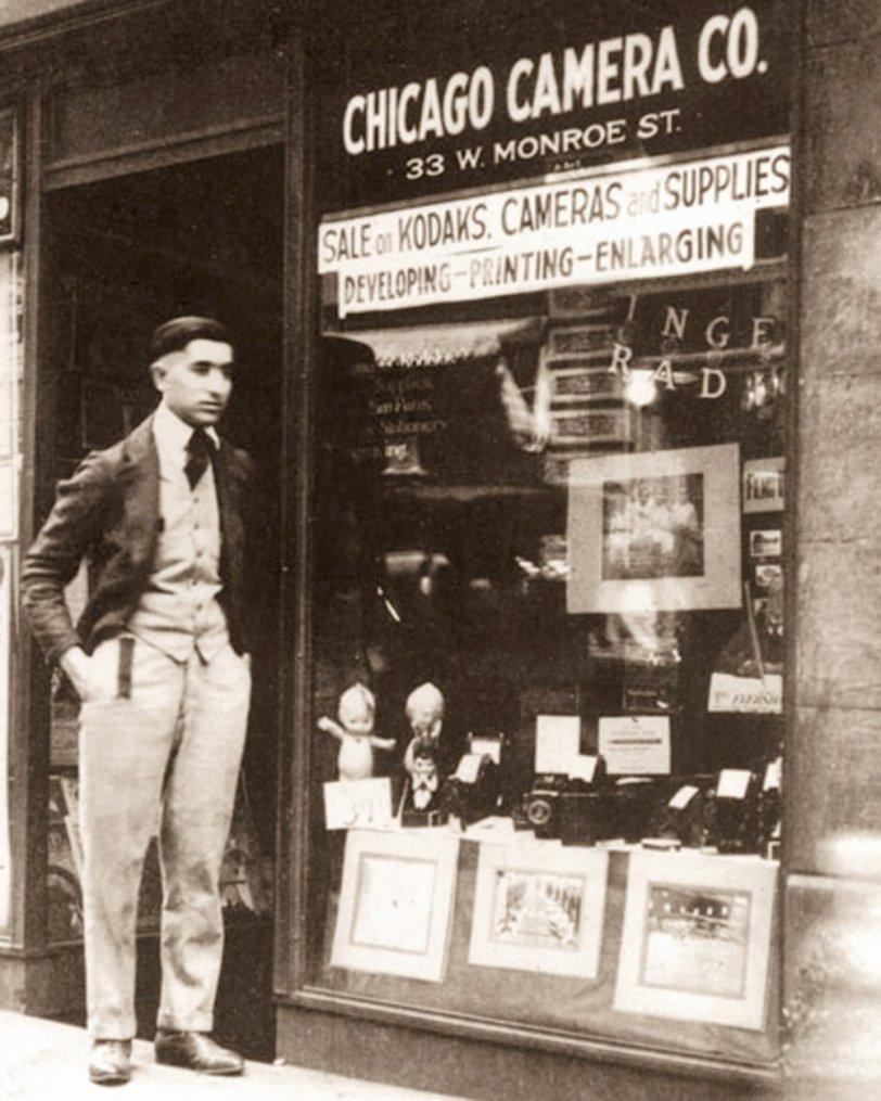 Chicago Camera: 1918