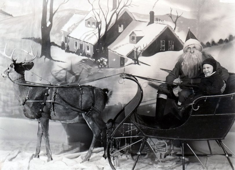 Christmas at Kresge's: 1947