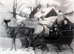 Christmas at Kresge's: 1947