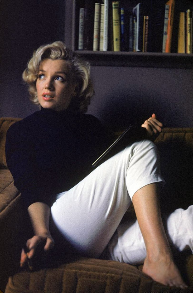 We (Heart) Marilyn: 1953