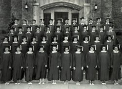 St. Leo's Eighth Grade: 1952