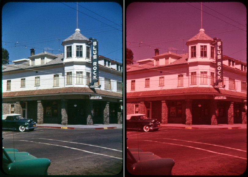 Ektachrome: Then and Now
