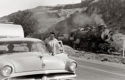 Elmer and the Union Pacific
