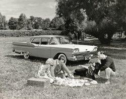 Fairlane Down Under: 1959