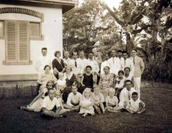 My family in the Dutch Indies before the war