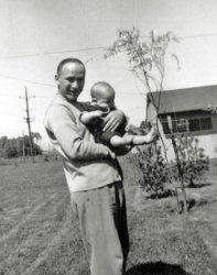 New to Fatherhood: 1954