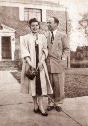 Newlyweds: c.1951