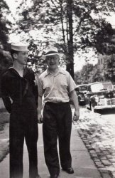 Howie Joined the Navy: 1944