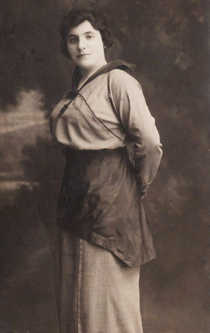 Marie in America: 1913