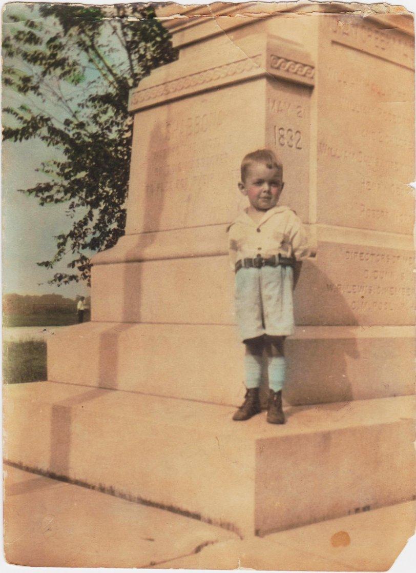 Dad in 1927