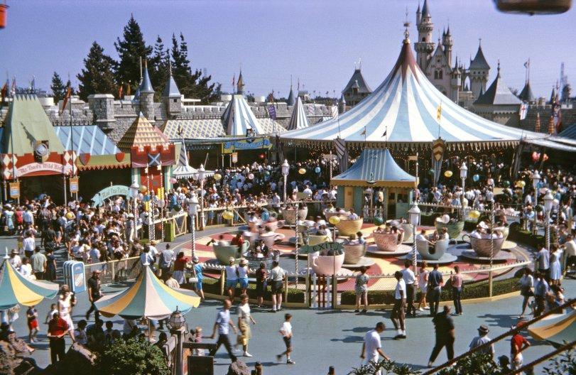 Fantasyland: 1963