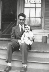 Father and Me: 1948