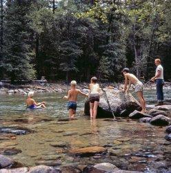 Summer Crossing: 1956