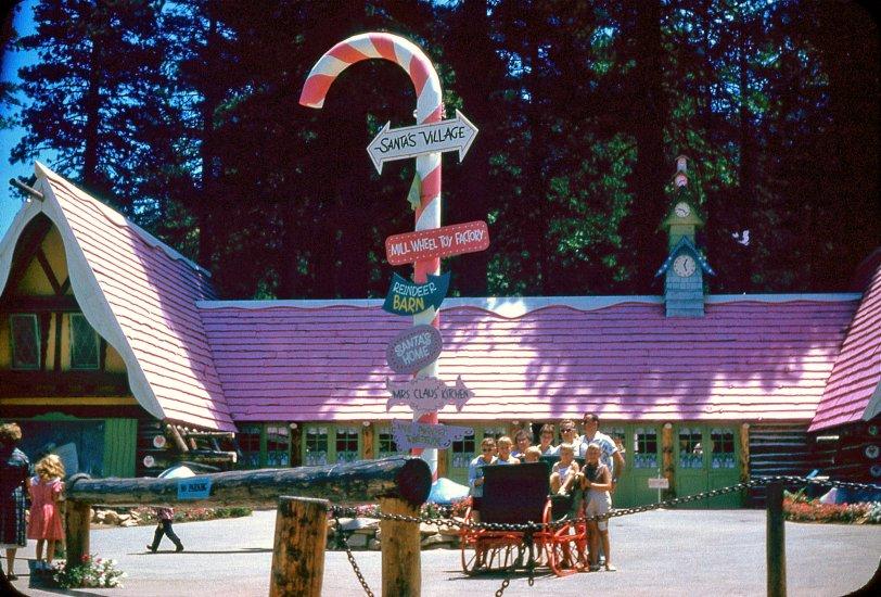 Five O'Clock at Santa's Village
