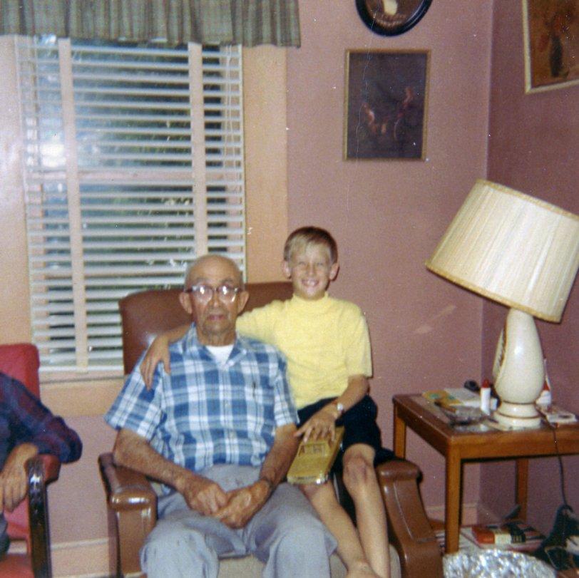 Granddaddy, Mustang, Foy