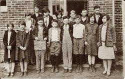 6th grade - 1937 - Garland, N.C.