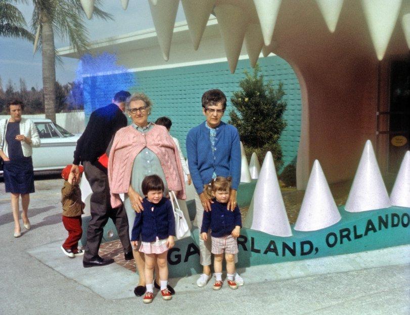 Babes in Gatorland: 1968