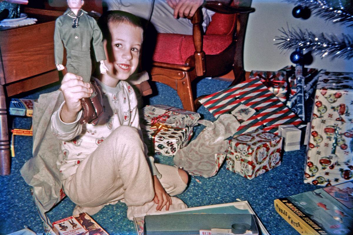 G.I. Joe Christmas 1964 | Shorpy | Historical Photos
