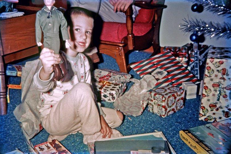 G.I. Joe Christmas 1964