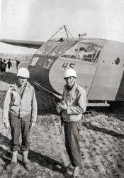 Allied Combat Glider, Belgium: March 1945