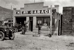 Emery Garage again