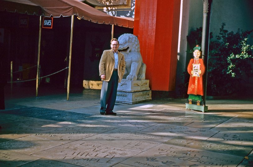 In the Footprints of Giants: 1953