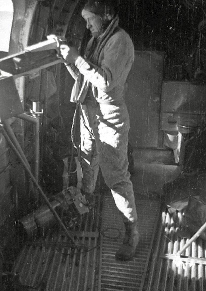 WW2 Gunner
