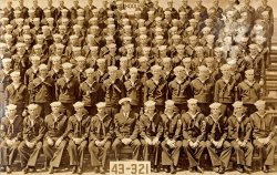 Naval Boot Camp: 1943