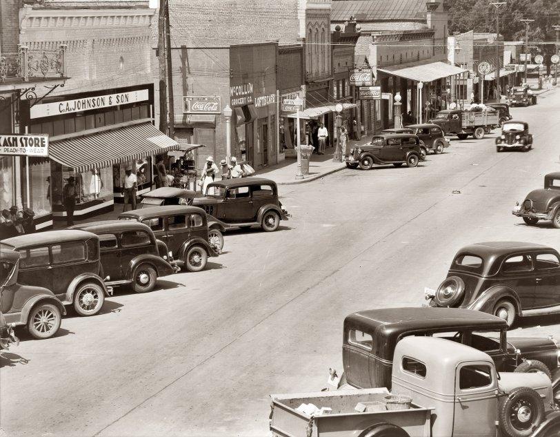 Greensboro, Alabama: 1936