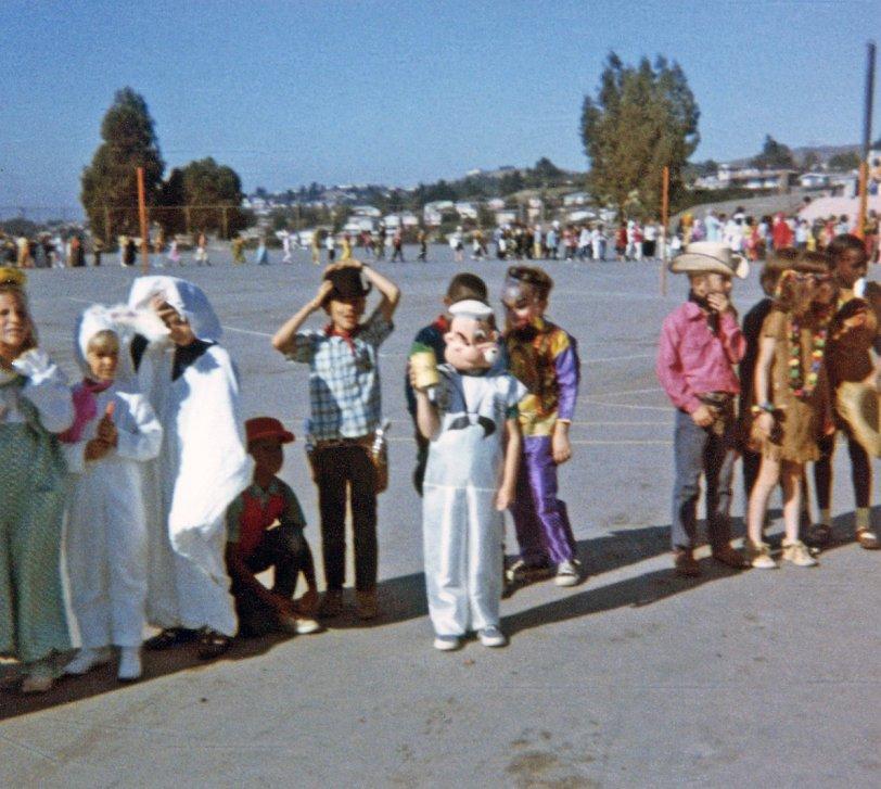 Halloween Parade 1969