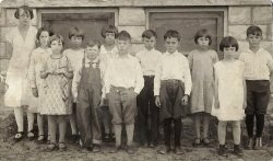 Hancock School: 1928
