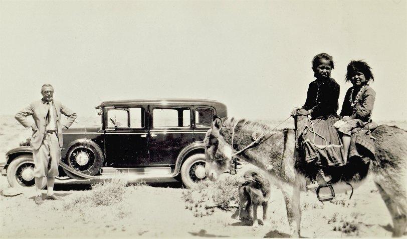 Navajo Reservation: 1930