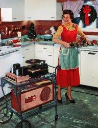 Hi-Fi Boombox: 1954