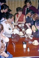 High School Party 1955