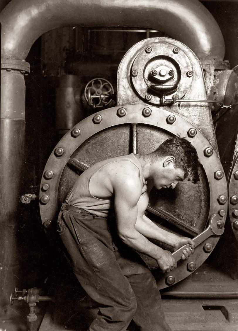 Powerhouse: 1921