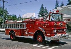 Hot Truck: 1967