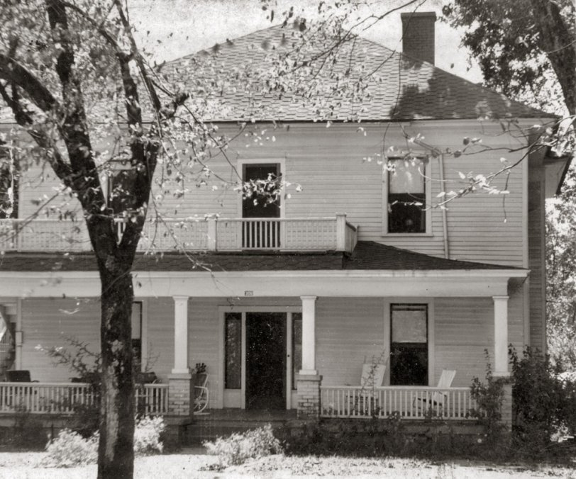 Oxford-Boynton House 1940's