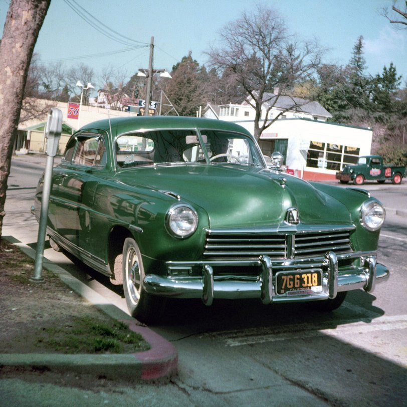 Family Car: 1954