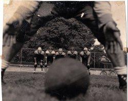 Humberside Collegiate Football Team, 1950