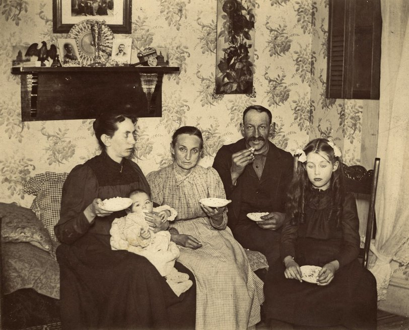 Birthday Party: 1900