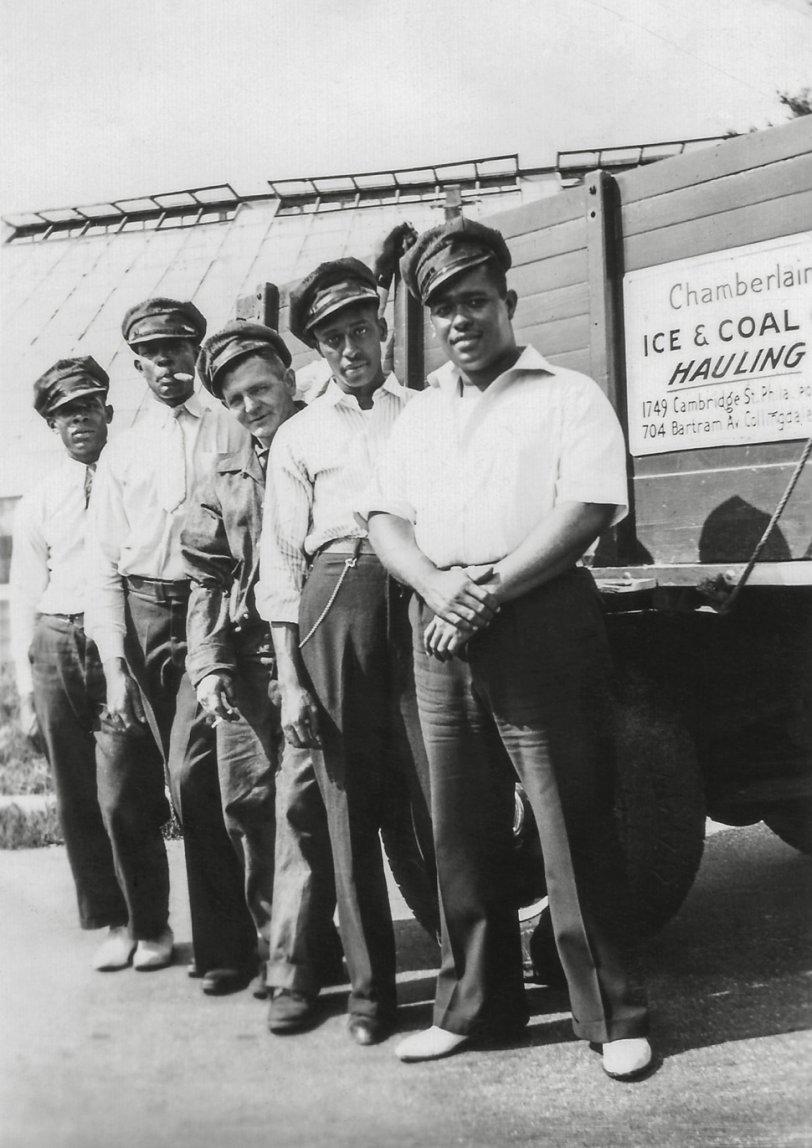 Ice & Coal: 1936