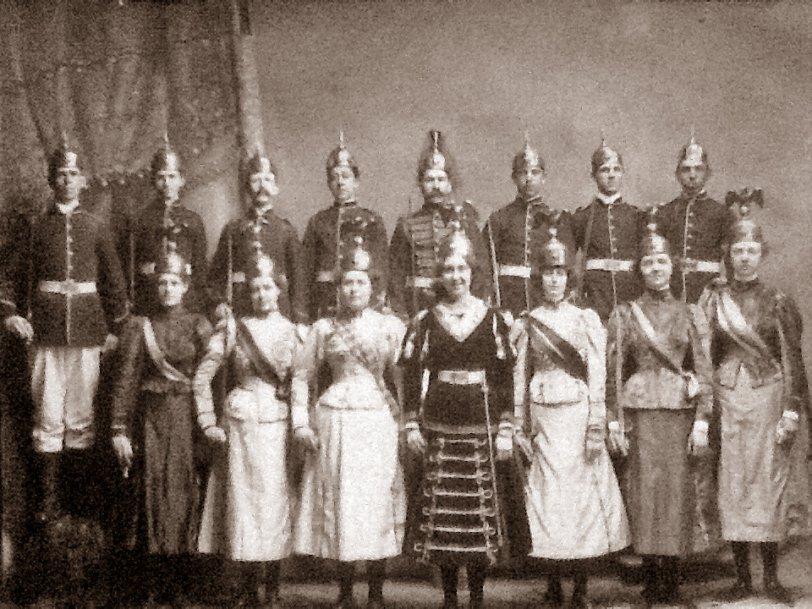 Knights of Pythias c.1890