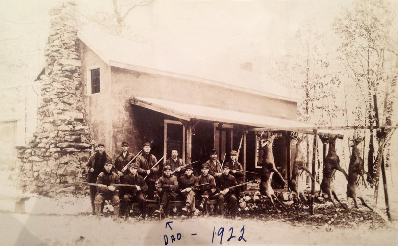 Hunting #1: 1922